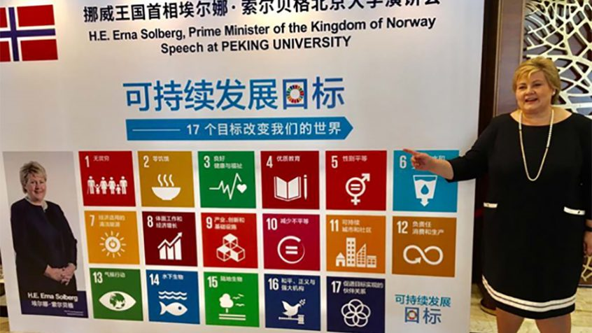Advocating for the Sustainable Development Goals