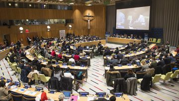 Assessing progress to realize financing for development commitments
