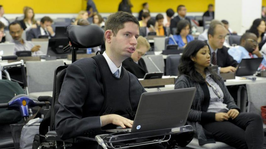 'Unprecedented' conference on rights of persons with disabilities gets under way at UN