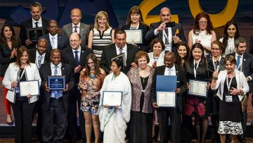 Public service awards honor initiatives in 11 countries that are advancing SDG progress
