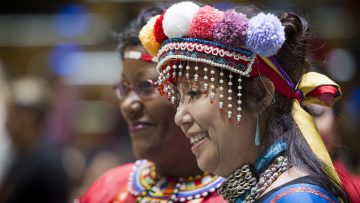Celebrating the world's indigenous peoples