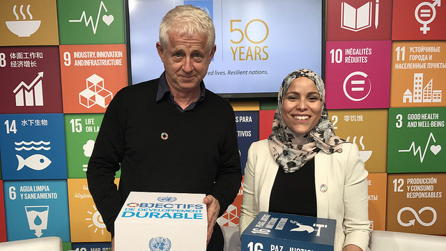 Global Goals – a complex answer to complicated times