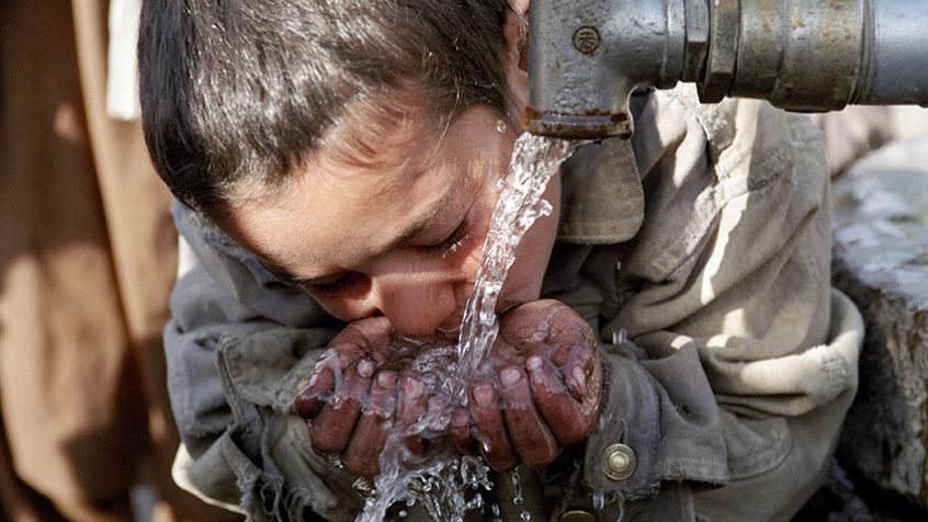The value of water – for our survival, peace and prosperity