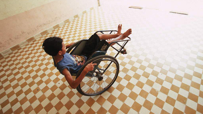 Remove physical and cultural barriers; build inclusive societies 'for, by and with persons with disabilities'