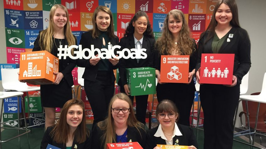 Louder than words – SDG Media Zone connects global youth to inspire action