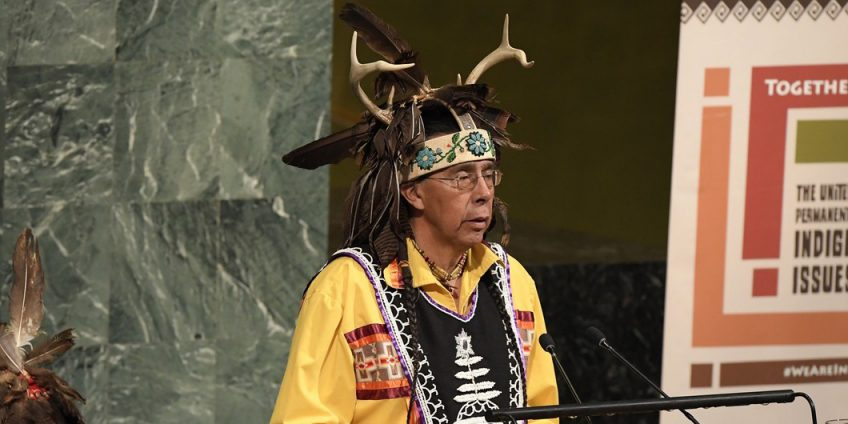 Protect indigenous people's land rights and the whole world will benefit, UN forum declares