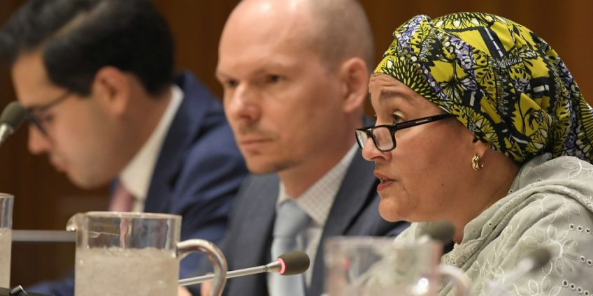 Transforming the world requires input from all society: UN deputy chief