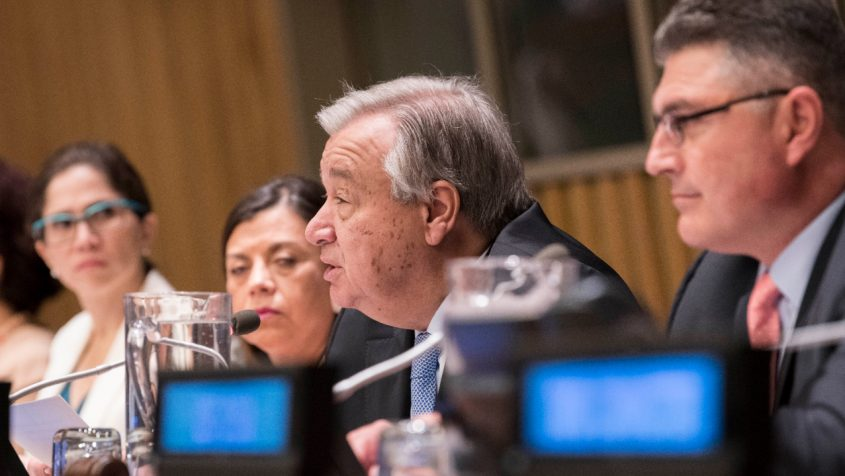 Everyone has 'a moral imperative' to uphold the rights of persons with disabilities, says UN chief