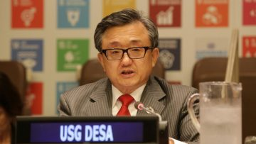 "UN DESA Chief looks forward to HLPF 2019 Summit ""to reaffirm our shared commitment to realize the SDGs by 2030"""