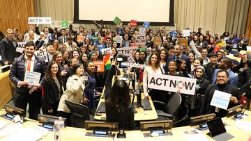 Youth advocates demand immediate action to address urgent challenges