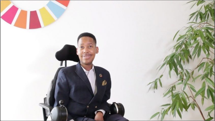 For persons with disabilities, the sky is not the limit