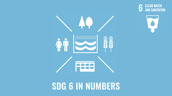 SDG 6 in numbers
