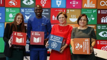 More than 125 Acceleration Actions already registered to speed up SDG implementation