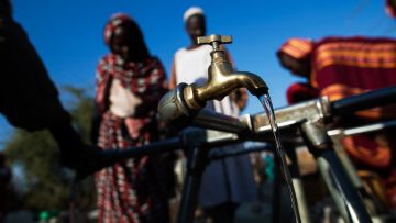 United Nations launches framework to speed up progress on water and sanitation goal