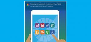 2020 Financing for Sustainable Development Report Cover