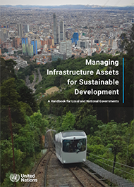 Cover Image of Managing Infrastructure Assets for Sustainable Development
