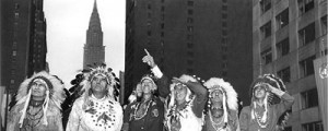 Native Americans in NYC