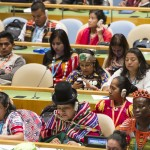 "Opening of the Fifteenth session of the Permanent Forum on Indigenous Issues (UNPFII15)Theme ""Indigenous peoples: Conflict, Peace and Resolution"""