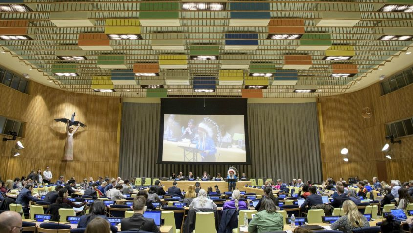 17th Session Report of the Permanent Forum on Indigenous Issues (2018)