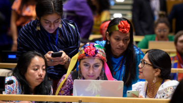 EGM: Peace, justice and strong institutions: the role of indigenous peoples in implementing SDG 16