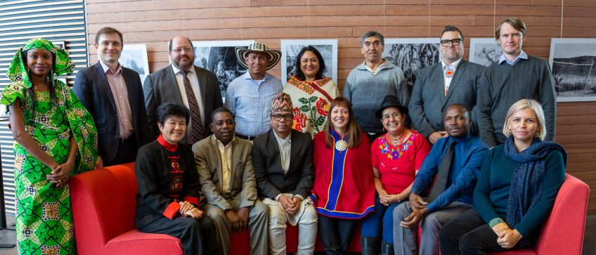 Membership of Permanent Forum on Indigenous Issues 2020-2022