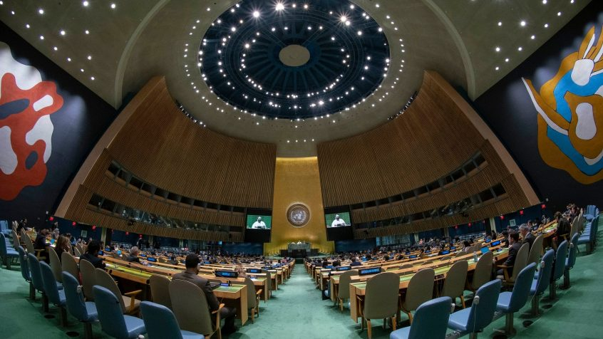 "UN General Assembly adopts resolution on ""Rights of indigenous peoples"""