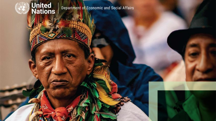 "Launch of State of the World's Indigenous Peoples, Volume V on ""Rights to Lands, Territories and Resources"""