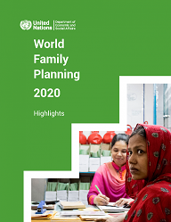 World Family Planning Highlights cover image