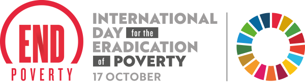 International Day for the Eradiction of Poverty - 17 October  IMAGES, GIF, ANIMATED GIF, WALLPAPER, STICKER FOR WHATSAPP & FACEBOOK