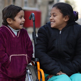 First report on persons with disabilities and the SDGs