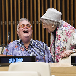 60 is the new 50: Rethinking ageing in the SDGs era