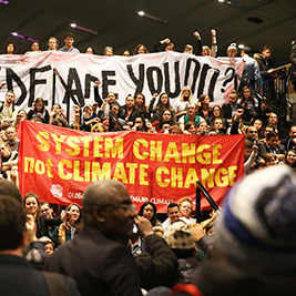 Climate action and the SDGs: Interlinked and indivisible