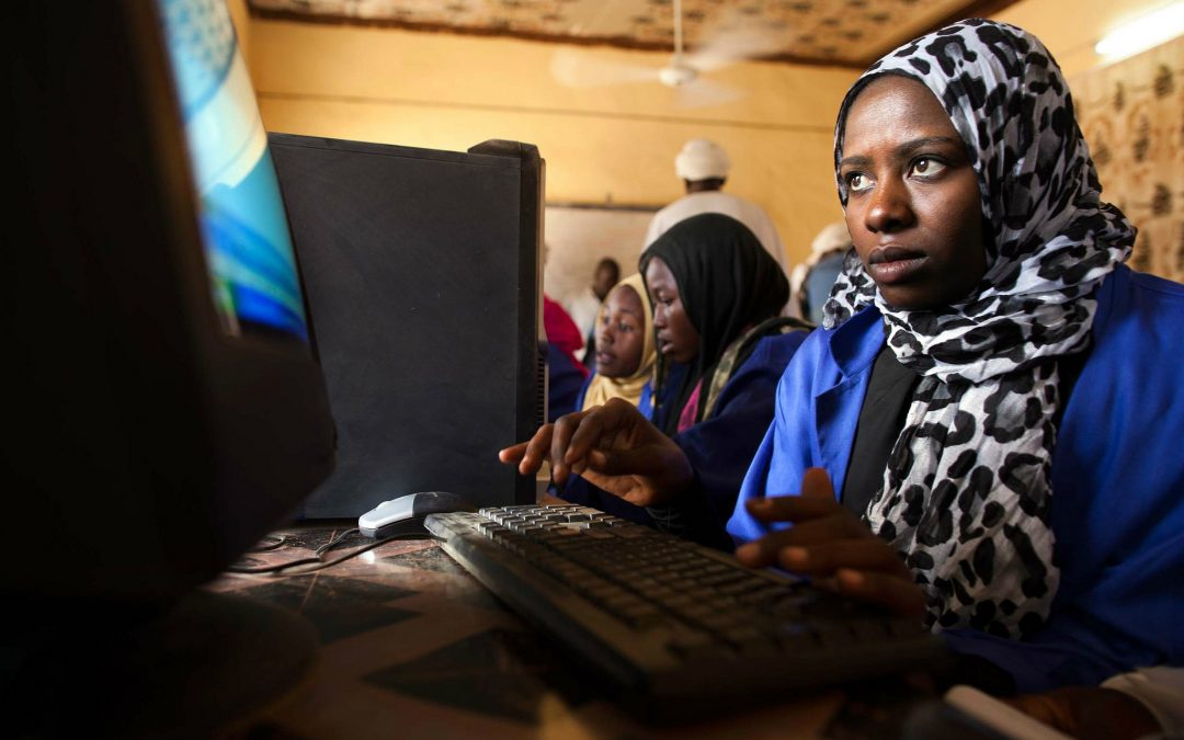 Young African Women Turn to Coding