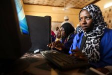 DPI: Young African Women Turn to Coding