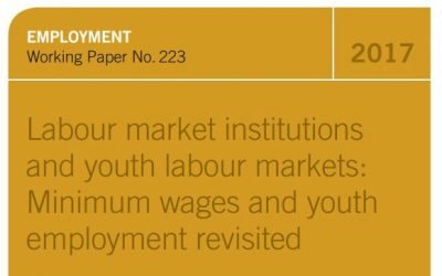 ILO: Report on interactions between labour market institutions and policies and their effect on the labour market