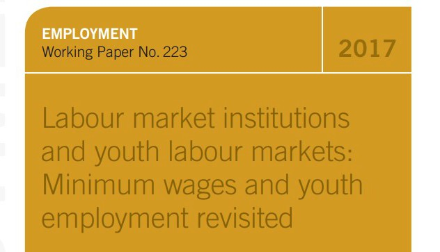 Labour Market Institutions and Youth Labour Markets: Minimum Wages and Youth Employment Revisited