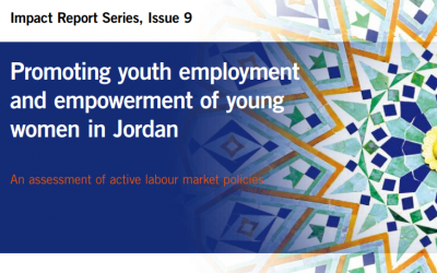 ILO Publications: Promoting Youth Employment and Empowerment of Young Women in Jordan