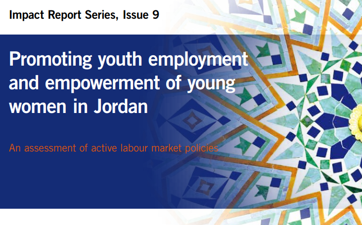Promoting Youth Employment and Empowerment of Young Women in Jordan