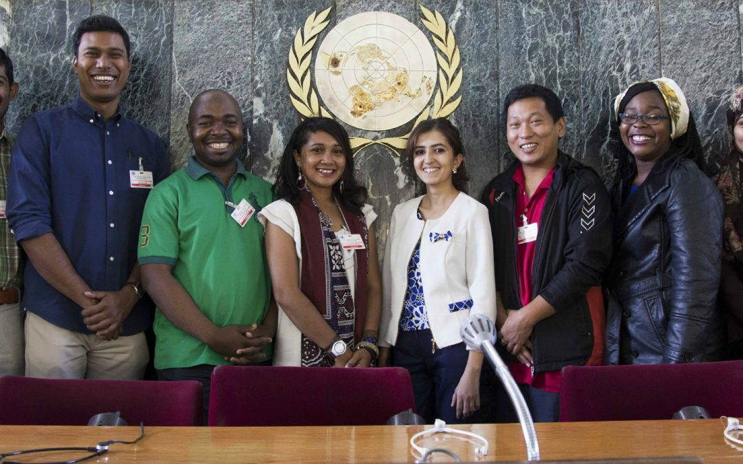 Youth Solidarity Fund Now Open for Applications for 2018