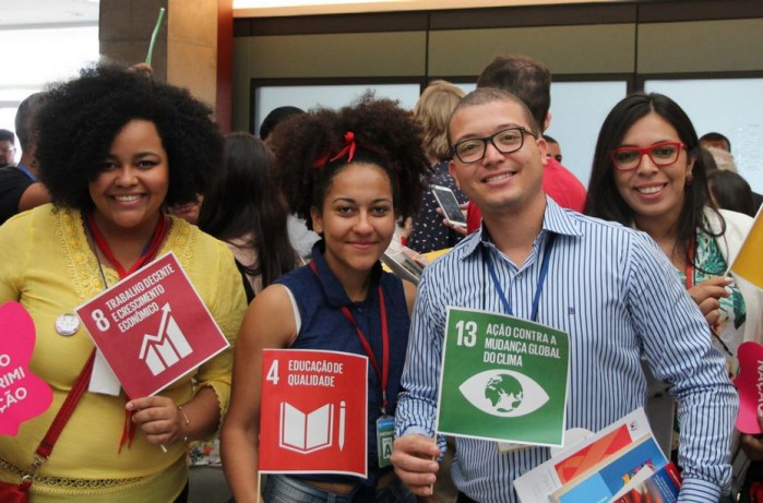Guiding Principles for Supporting Young People as Critical Agents of Change in the 2030 Agenda