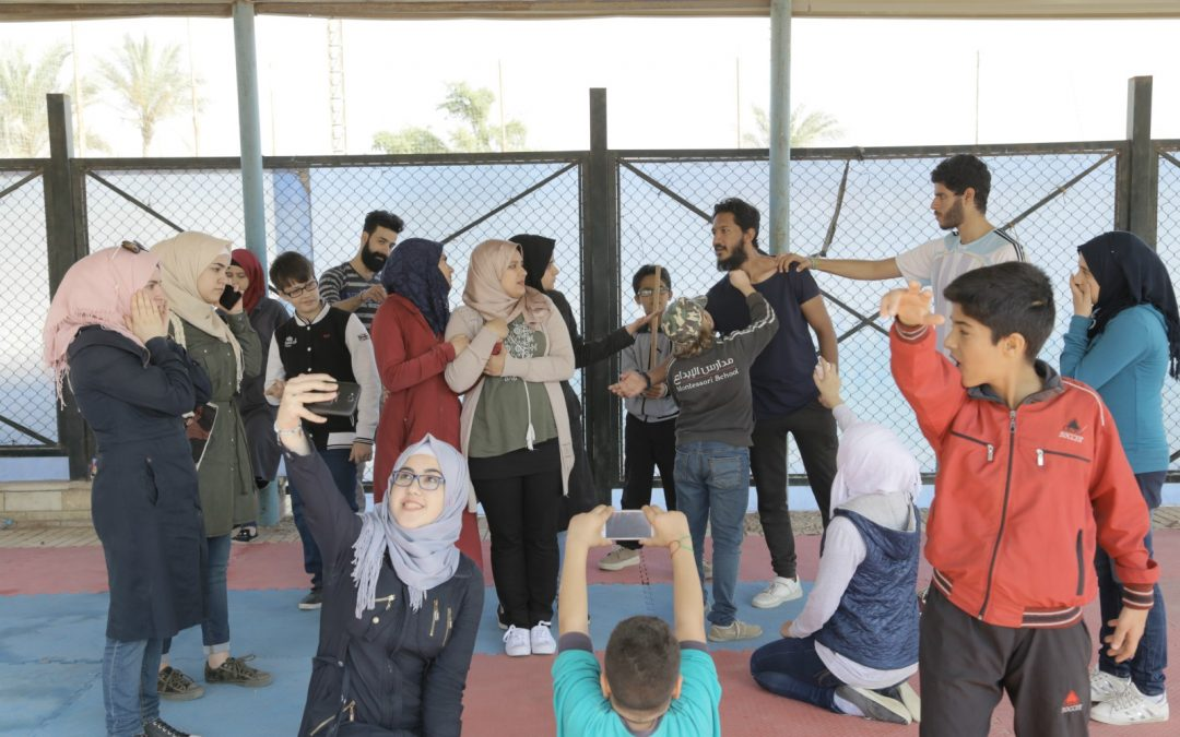 Syrian – Egyptian GBV Theatre Workshop