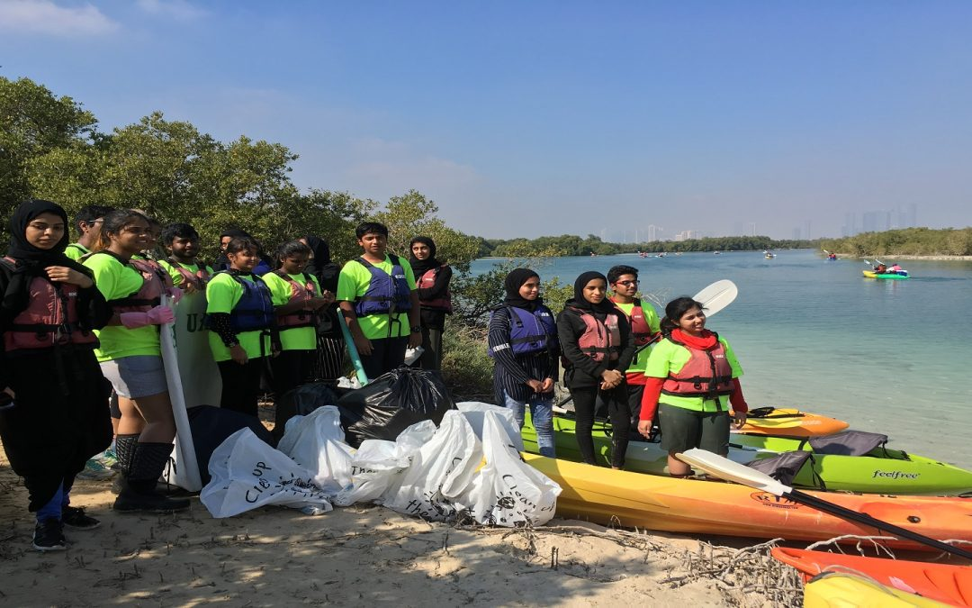 Youth Actions for Mangrove Conservation by Green Hope Foundation