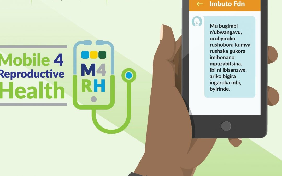 Rwanda's Mobile for Reproductive Health (M4RH) for Youth