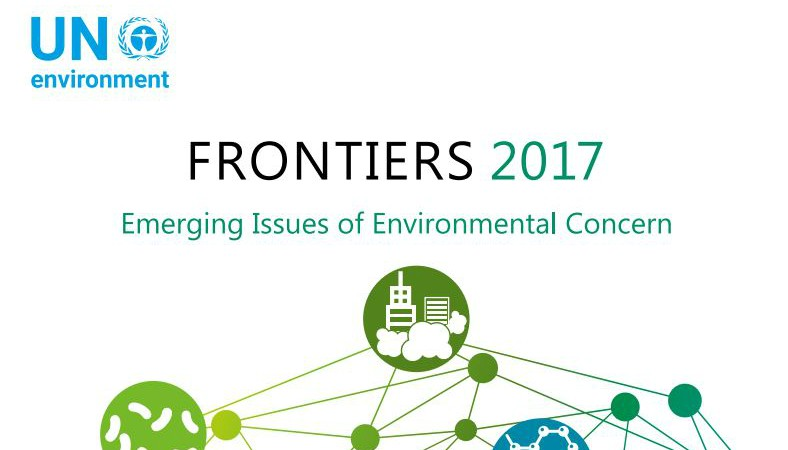 Frontiers 2017: Emerging Issues of Environmental Concern