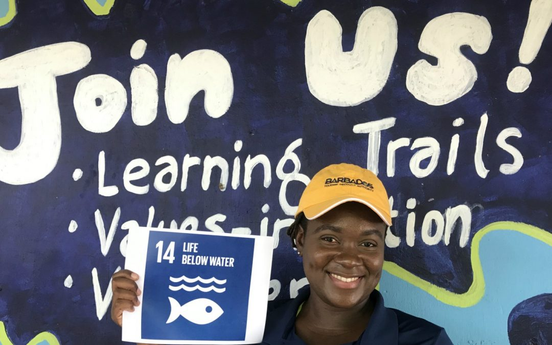 Beating Plastic Pollution with a Plan – My Experience in Barbados by Sade Deane