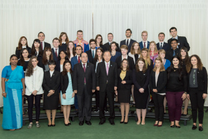 UN Youth Delegate Programme