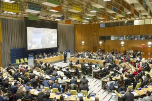 At Youth Forum, UN calls on young people to help realize a better future for all