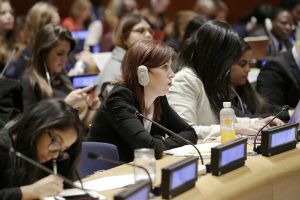 Youth development links to sustainable development