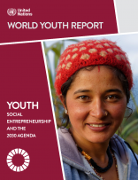 """World Youth Report 2020 on """"Youth Social Entrepreneurship and the 2030 Agenda"""""""