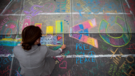 Conflict (Chalk4Peace)